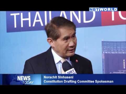 CDC Spokesman Thailand is making good progress in bringing back democracy to Thailand