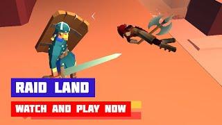 Raid Land · Game · Gameplay
