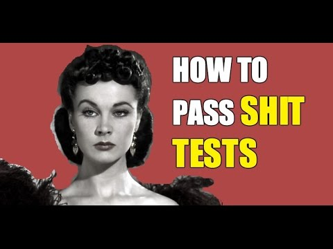 How to Pass Her Shit Test - 3 Ways To Remain Unreactive