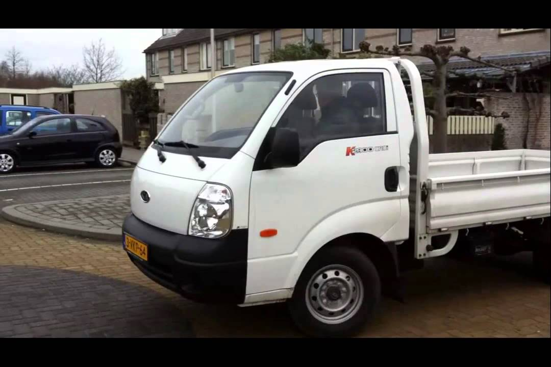 2015 model kia k2700 - YouTube