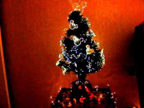D coration de no l sapin disney youtube - Sapin de noel disney ...