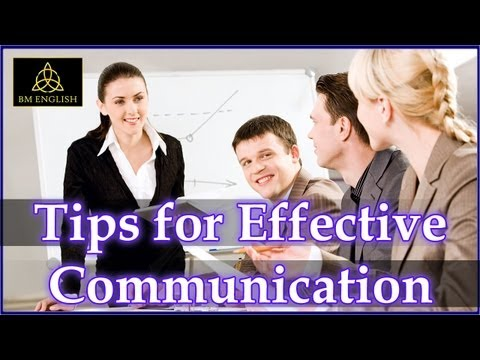 7 Tips On How To Improve Communication Skills from YouTube · Duration:  6 minutes 17 seconds