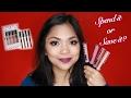 Lorac Pro California Dreaming Liquid Lipstick Set   Spend it or Save it?   Tina Czarina