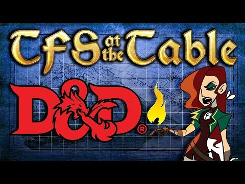 TFS At the Table: Chapter 3 Episode 2: Little Ship of Horrors | Dungeons & Dragons | Team Four Star