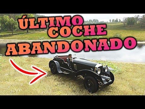 FORZA HORIZON 4 | ÚLTIMO COCHE ABANDONADO | Gameplay Español thumbnail