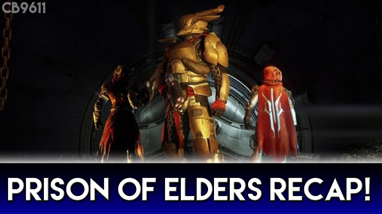 Destiny Will Prison Of Elders Have Matchmaking