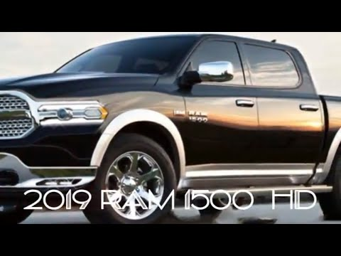 WOW....!!!  New 2019 Ram 1500  HD - Confirmed For 2020, Will Be Built In The U.S.