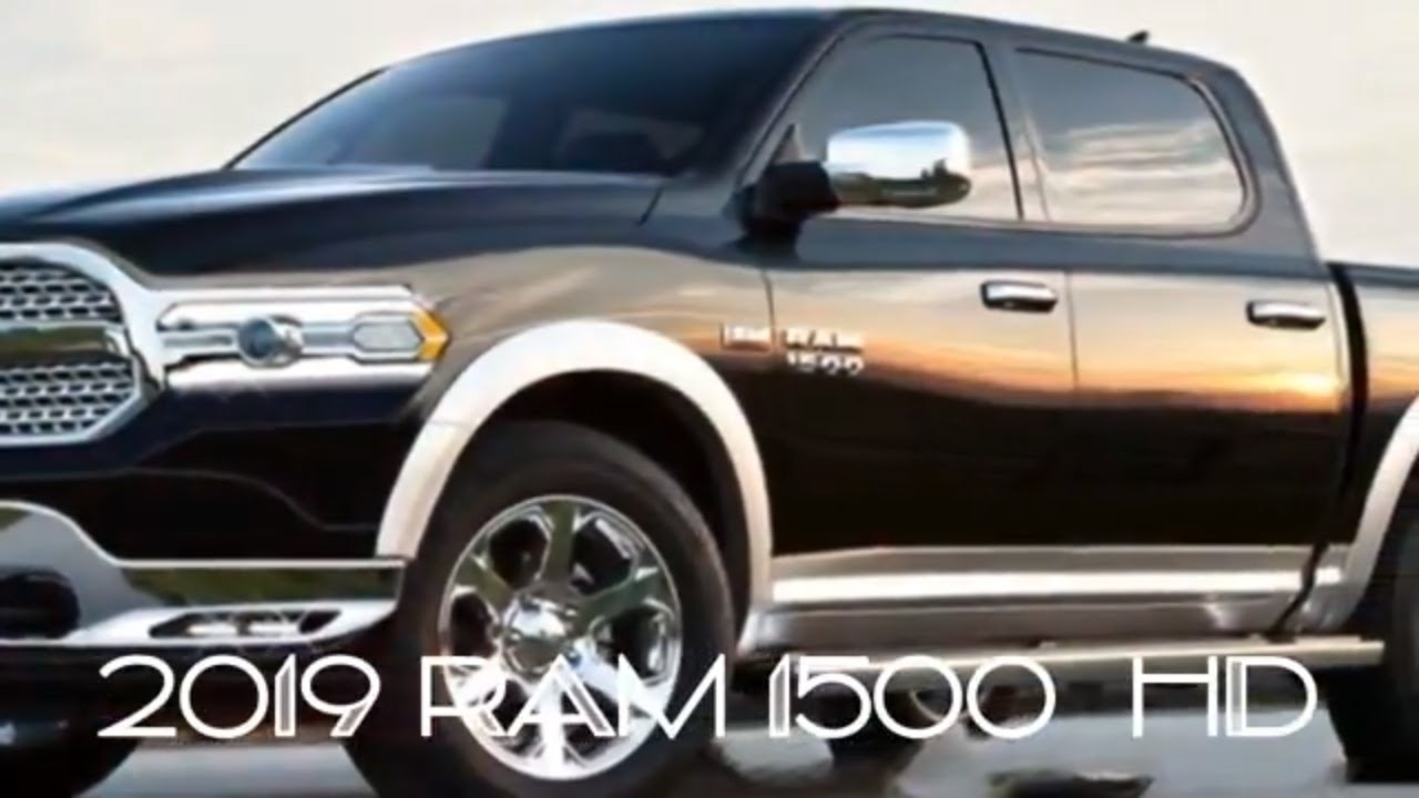 WOW....!!! New 2019 Ram 1500 HD - Confirmed For 2020, Will ...