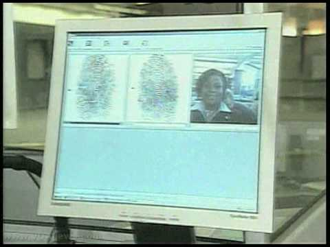 Biometric Information Tests For Non-Citizens Departing US