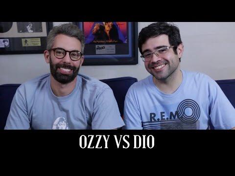 Ozzy Osbourne vs. Ronnie James Dio | Conversa de Botequim | Alta Fidelidade