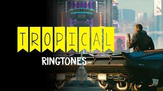 Top 5 tropical Ringtones 2020  Ft.Faded tropical,Edwan & Permich etc.