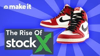How StockX Built A Billion Dollar Sneaker Resale Empire
