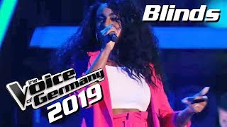Estelle - American Boy (Princess Igbokwe) | The Voice of Germany 2019 | Blinds