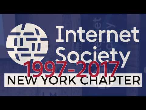 Internet Society, North American Bureau Live Stream
