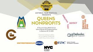 Astoria Film Festival Presents... QUEENS NONPROFITS 4minTrailer