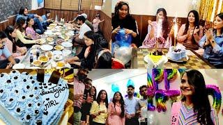 My Birthday Vlog 🎂 Unboxing gifts, Finally birthday party|| Rukhstar || Vlog