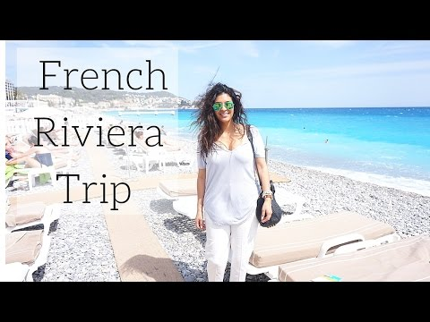 VACATION VLOG -  French Riviera | Monaco