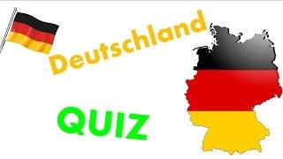 Deutschland Quiz (10 Fragen)