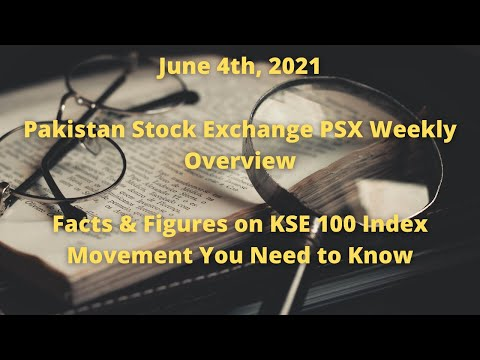 Pakistan Stock Market PSX: Facts & Figures on KSE 100 Index Movement You Need to Know