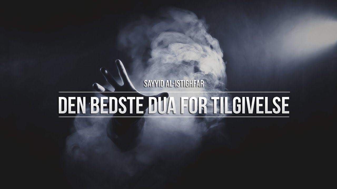 dua for tilgivelse