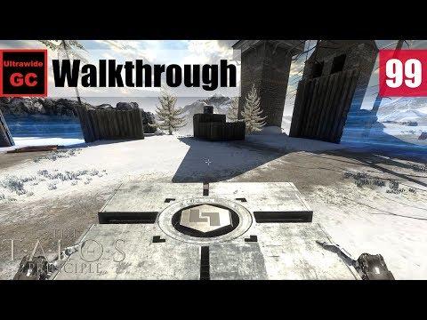 The Talos Principle [#99] - C3 - Big Stairs, Little Stairs || Walkthrough