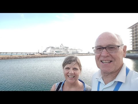 Cruise on the Radiance of the Seas - Top End Australia