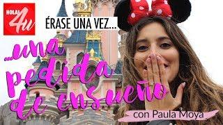 Mi pedida de mano sorpresa en Disneyland París   Con Paula Moya