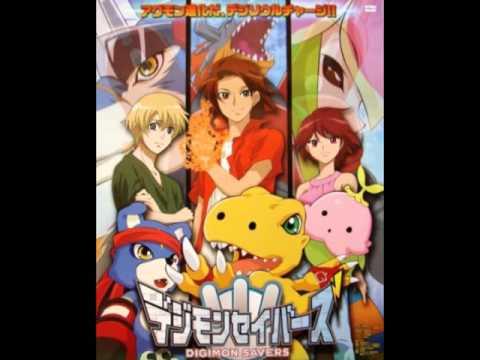 Digimon Savers Ryuusei ~ MiyuMiyu