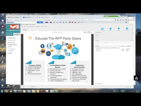 RFP presentation