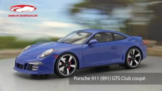 Porsche GTS Club Coupe 2015 Videos