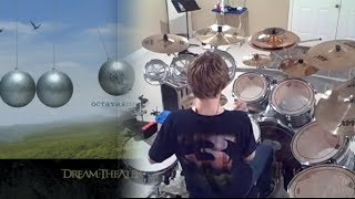 Kyle Abbott - Dream Theater - The Root Of All Evil (Drum Cover)