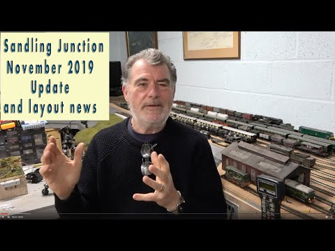 45. Sandling Junction's November 2019 Update - Fleet Additions And Much More! Enjoy!