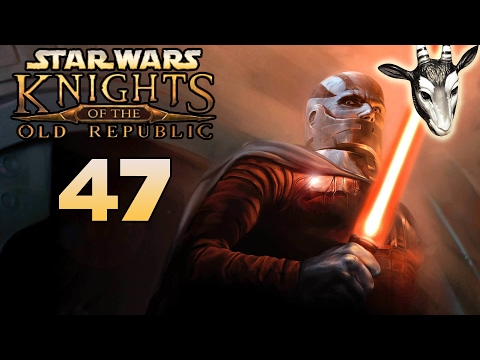 "#47 ● Provokante Sith ● LET'S PLAY ""Star Wars: Knights of the Old Republic"""