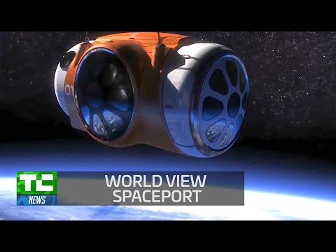 World View opens its first spaceport
