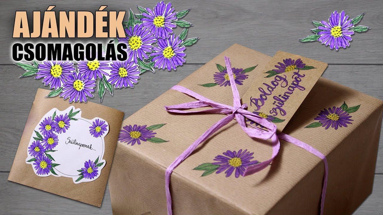 szülinapi ajándék lánynak Szülinapi ajándék csomagolás ötlet: Ötletek szülinapra nőknek  szülinapi ajándék lánynak