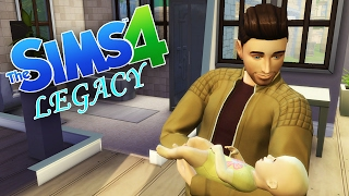 Father of the Year!   The Sims 4 Legacy Ep.7