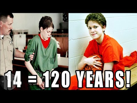 Top 10 KIDS Who Served Crazy PRISON Sentences