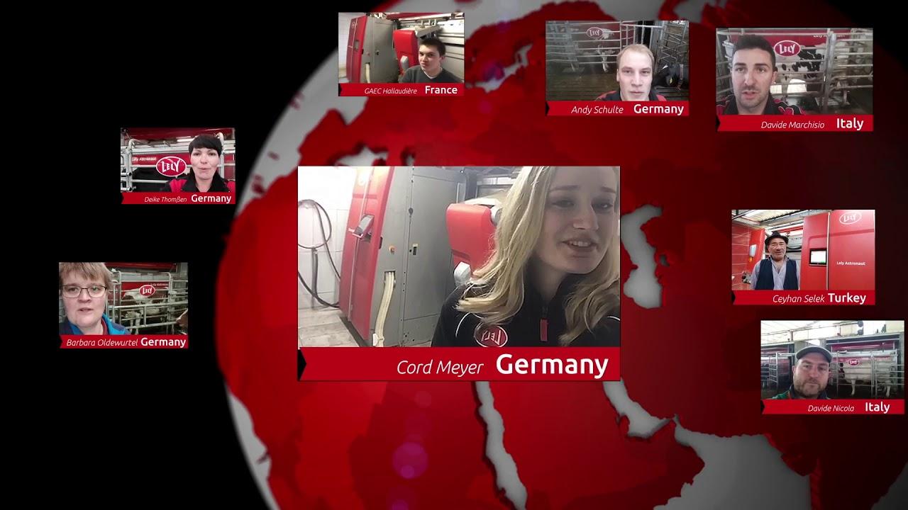 Lely Astronaut A5 – Un año de experiencia – Video 3 (ES)