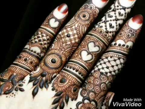 Bridal Mehndi Designs Book Pdf