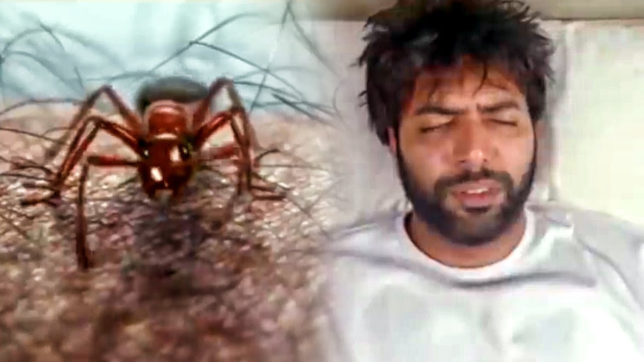 जो आदमी १९ साल तक कोमा में ता एक चींटी की वजह से कैसा जाग जाता हैं | कोमली फिल्म का बेस्ट सीन