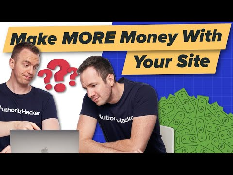 Make MORE Money With Your Site: 4 Sites Analyzed