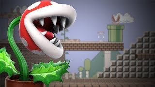 Super Smash Bros. Ultimate - Piranha Plant joins the battle! (Nintendo Switch)
