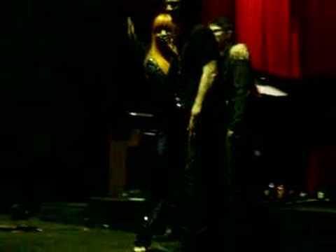 Tori Amos concert 2007 Ft. Meyers