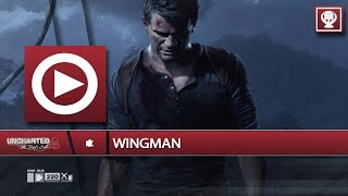 Wingman Trophy – Perform 10 combo buddy takedowns (Uncharted 4: A Thief