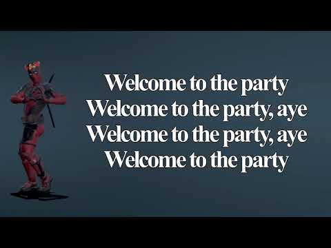 Diplo - Welcome To The Party [ TWERK Lyrics Video ] Ft, French Montana & Lil Pump Ft  Zhavia