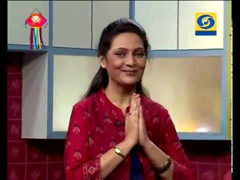 Doordarshan Sahyadri Anvat Swad - 05 November 2018 - अनवट स्वाद