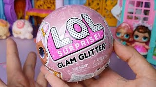 La nostra prima LOL Surprise GLAM GLITTER! [Unboxing]
