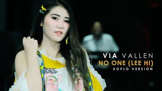 Download Via Vallen - No One by Lee Hi (Koplo Cover)