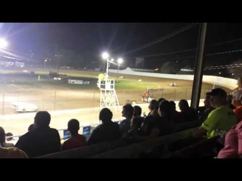 Xcel 600 Mods - Fayette County Speedway - 5/6/2016