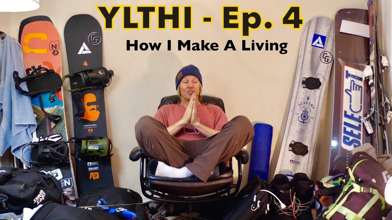Download YLTHI - Ep. 4 - Learning New Tricks, Staying Positive, & Making A Living Off Social Media